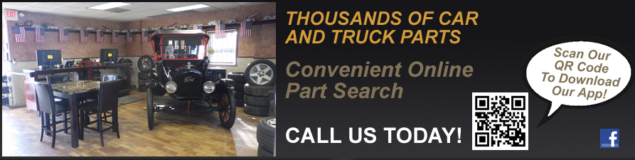 Backyard Auto Parts quality used auto parts for your car - lacey used auto parts